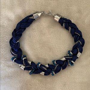 Necklace Royal Blue